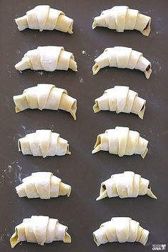 Three-Ingredient Nutella Croissants | 18 Easy And Inexpensive Desserts You Can Make With Puff Pastry