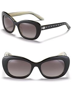 Fendi Selleria Cat Eye Sunglasses | Bloomingdale's