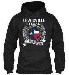 Lewisville, Texas - My Story Begins