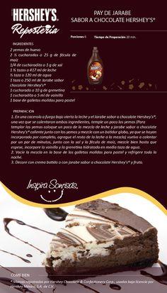 Hoy compartimos contigo una deliciosa receta preparada con nuestro Jarabe sabor…