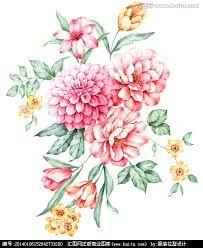 手绘 花卉 - Pesquisa do Google