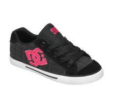 Baskets Femme Noires Dc Shoes  Chelsea