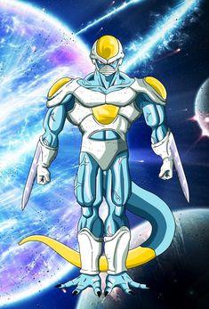 Glacer by EliteSaiyanWarrior Dragon Ball Z, Dragon Ball Image, Frieza Race, Dbz Images, Dbz Drawings, Dragon Super, Ball Drawing, Dbz Characters, Anime Artwork