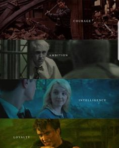 Find images and videos about harry potter, hogwarts and draco malfoy on We Heart It - the app to get lost in what you love. Harry Potter Puns, Harry Potter Love, Harry Potter Universal, Harry Potter World, Harry Potter Houses Traits, Hogwarts House Traits, Hogwarts Houses, Hogwarts Alumni, Saga