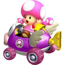 toad mario kart - Google Search - toadette