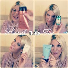 Our products are good enough for actress TORI SPELLING then they must be good! She loves them so much that shes signed up as a Distributor too 💜💜 Beauty Care, Beauty Skin, Health And Beauty, Best Foot Cream, Anti Aging Skin Care, Skin Makeup, Beauty Secrets, Love Her, How To Find Out