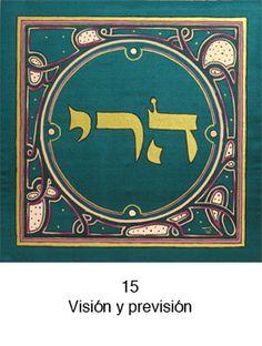 72 Nombres de Dios - Letras Hebreas Names Of God, Israel, Witch, Spirituality, Mindfulness, Spiritual Awareness, Walt Disney Quotes, Witches, Spiritual