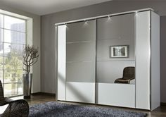 white armoire wardrobe bedroom furniture - luxury bedrooms interior design