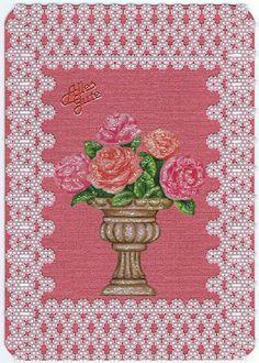 Silvis Hobbywelt - Pergamentkunst und noch vieles mehr: Rosen