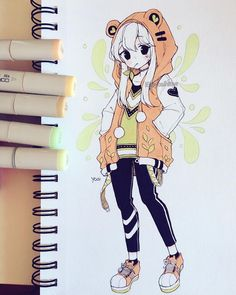 Hi~ On here Yoai posts her artwork and photos of herself/food/snacks/kawaii things she finds! If you play mabi, Yoai is Cicishu on the Mari server, feel free to add/note~ Anime Drawings Sketches, Anime Sketch, Kawaii Drawings, Manga Drawing, Manga Art, Cute Drawings, Art Anime, Anime Art Girl, Anime Chibi