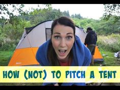 How (not) to Pitch A Tent | MamaKatTV