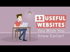 25 Useful Websites You've Probably Never Heard Of