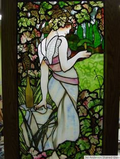 Stain glass designs