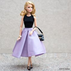 Barbie® @barbiestyle A midi skirt and ...Instagram photo | Websta (Webstagram)