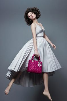 Marion Cotillard for Dior