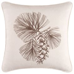 Rustic Pillows by Black Forest Decor