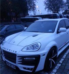 Porshe Cayenne Gemballa GT550 XCLUSIVE