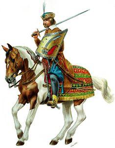Croatian Hussar (16./17. century)