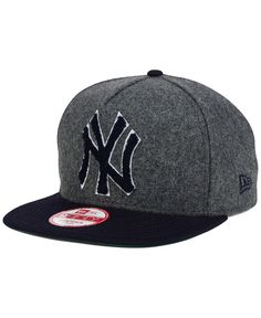 2012880aa3db8 New Era New York Yankees Chenille 9FIFTY Snapback Cap Men - Sports Fan Shop  By Lids - Macy s