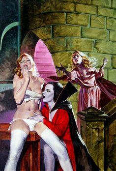 Vampire-pulp...