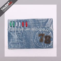 Source Custom embossed genuine and leather patch &jeans leather label and tags for clothing on m.alibaba.com