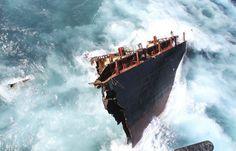 Naufragio del carguero Rena (Nueva Zelanda)