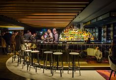 Single malt, creative cocktails and beers on tap will lure you riverside. Night Life, Melbourne, Bar, Architecture, Design, Arquitetura, Architecture Design, Design Comics