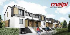 Melpi Development –Nowa Plażowa 32-  domy szeregowe Białystok