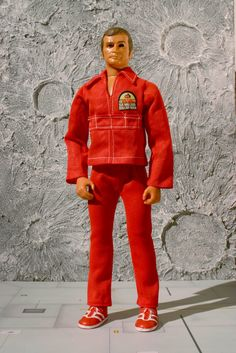 six million dollar man- all of my Barbies dated Steve Austin, NOT Ken!