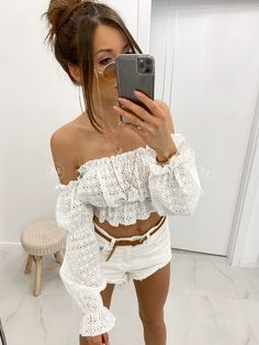 Krásna dámska blúzka Hispanka Cute Outfits, Clothes, Pretty Outfits, Tall Clothing, Clothing Apparel, Clothing, Cute Clothes, Outfits, Cute Dresses