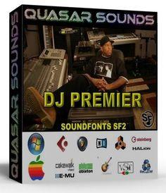 DJ PREMIER KIT DRUMS INSTRUMENTS WAVE SAMPLES Kontakt Reason Logic Cubase