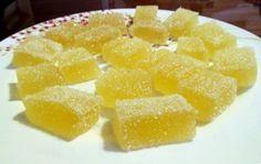 Мармелад с яблоком и апельсином
