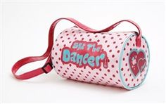 738d75d68f0f Spot The Dancer Duffle - You Go Girl Dancewear Girls Dancewear