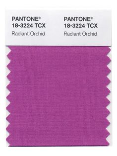 Radiant Orchid is Pantone's colour of the year 2014. Fabulous shade to use as a feature colour or to add depth to a neutral scheme #interiordesign #radiantorchid