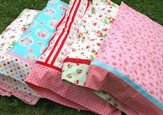 lovely little handmades: a magic pillowcase tutorial!