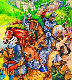 Bulgarians against Byzantines – Battle of Rusokastro 18 July 1332 European History, Ancient History, Byzantine Army, Ottonian, Medieval, Sassanid, Early Middle Ages, Dark Ages, Roman Empire