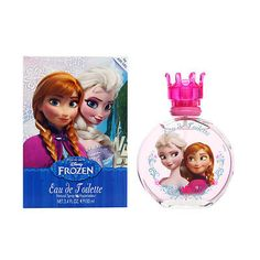 Frozen by Disney Perfume 3.4 oz -100 ml Eau de Toilette Spray NEW IN BOX SEALED