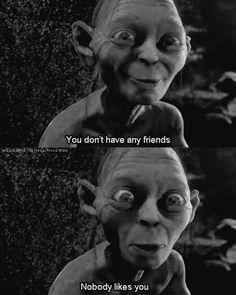 Hahahaaa! Tem muita gente que eu conheço e pra quem eu diria isso... rssss