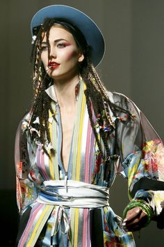 Jean Paul Gaultier Spring 2013 Ready-to-Wear - Collection - Gallery - Style.com
