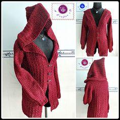 Crochet Patterns Galore - Overcast Sweater