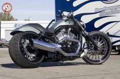 Andrew Hines Harley-Davidson V-Rod by Roland Sands Design