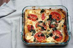 Jamie Oliver´s Lasagne auf Jamie Oliver - Das Kochbuch hat auch mehr als köstlich geschmeckt. Daher gibt´s hier das Rezept.