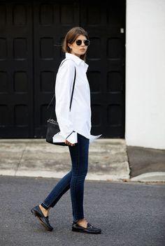 Work To Weekend: Daily Uniform & Key Investment Pieces | curated by ajaedmond.com | capsule wardrobe | minimal chic | minimalist style | minimalist fashion | minimalist wardrobe | back to basics fashion