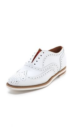 Rag  Bone Brogue Oxfords
