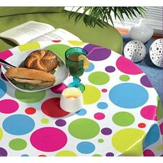 Details About Coleman Picnic Tablecloth Camping Vinyl Picnic Table Cover  Plaid Red / White   Picnic Tablecloth And Picnics