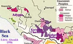 Edris Abzakh Map