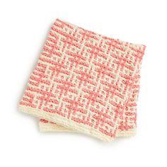 Bernat Knit Mosaic Sparkle Baby Blanket | Yarnspirations Baby Patterns, Knit Patterns, Tool Hooks, Sugar Bush, Super Saver, Crochet Home Decor, Knit Crochet, Mosaic, Sparkle