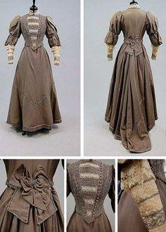 1890's fashion - Google Search