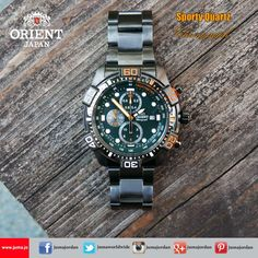 Check out the new arrival of orient sporty quartz watch...  #orientwatch #orientwatches #wristwatch #CHRONOGRAPH #SPORT #QUARTZ #luxury #fashion #watch #watches #orient #online #juma #jumajordan #jumastore #amman #jordan #jo #الأردن #ساعات #اورينت  https://goo.gl/D02IJ9
