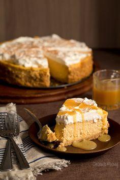 Pumpkin Cheesecake Really nice recipes. Every hour. Show me what #hashtag